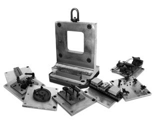 Ball Lock™ is the industry's most popular quick-change, fixturing-flexible mounting system that can be configured  to create lean-optimized solutions for your most demanding needs
